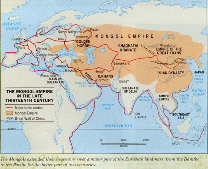 a history of how the mongol empire conquer many nations during their times The mongol empire was the largest continuous land empire the world has ever seen it is hard to describe how horrific and barbaric the mongols were there were many instances where they the khans promoted the stories of mongol terror and horror and used them to aid their ambition of world.